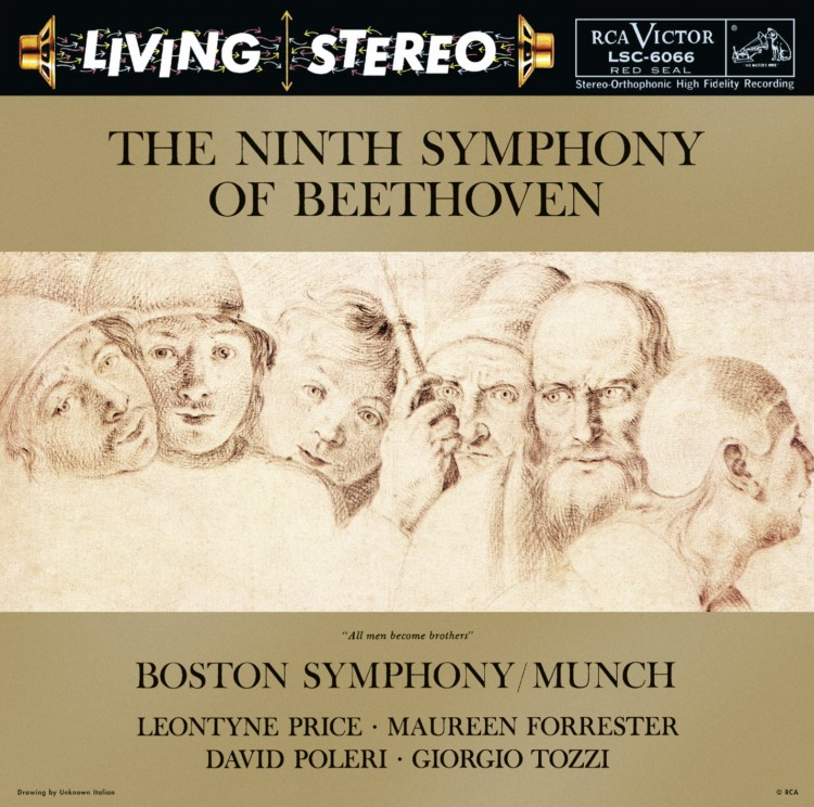 Beethoven: Symphony No. 9 in D Minor, Op. 125 - Sony Classical Originals