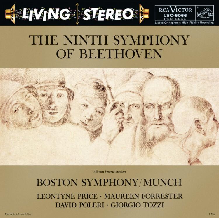 Beethoven: Symphony No. 9 in D Minor, Op. 125 - Sony Classical Originals