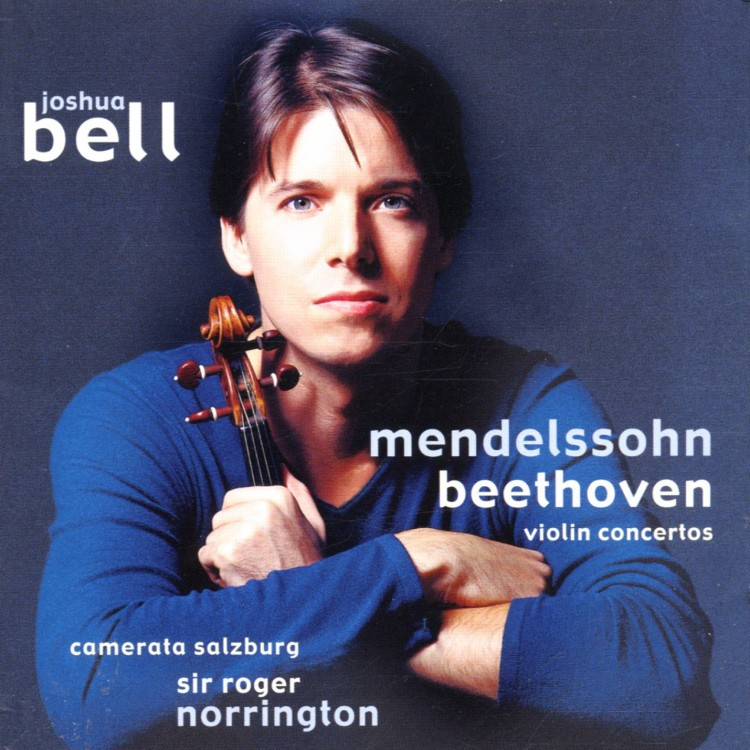 Beethoven and Mendelssohn Violin Concertos