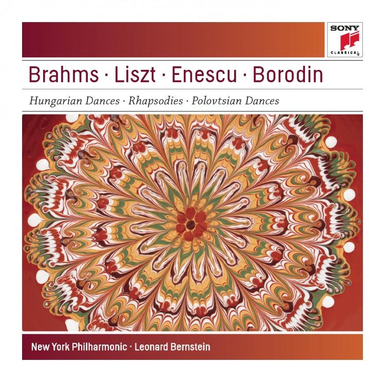 Brahms: Hungarian Dances Nos. 5 & 6; Liszt: Les Préludes; Hungarian Rhapsodies Nos. 1 & 4; Enescu: