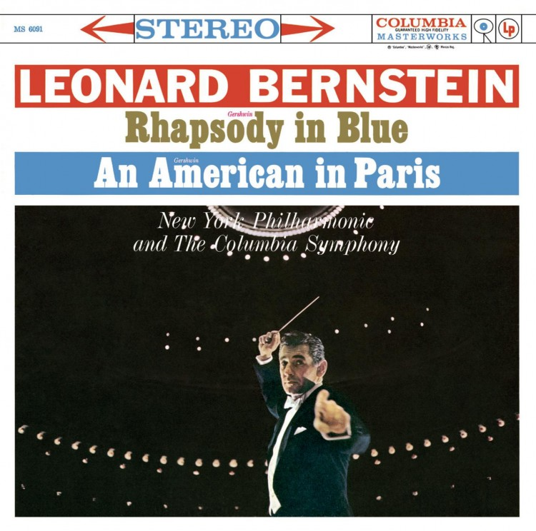 "Gershwin: Rhapsody in Blue; An American in Paris & Bernstein: Symphonic Dances from ""West Side Story"