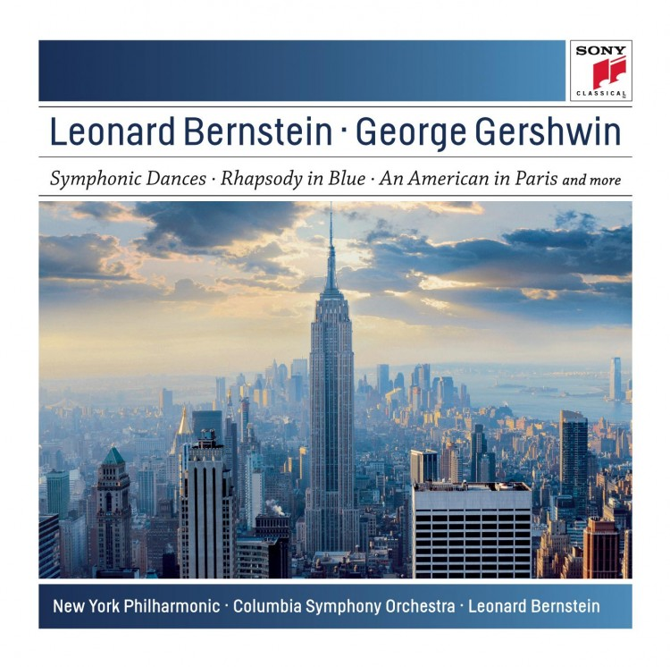 Gershwin: Symphonic Dances from West Side Story; Candide Overture; Rhapsody in Blue; An American in