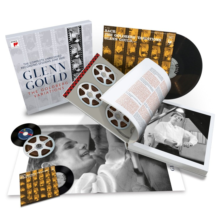 The Goldberg Variations - The Complete Unreleased Recording Sessions June 1955