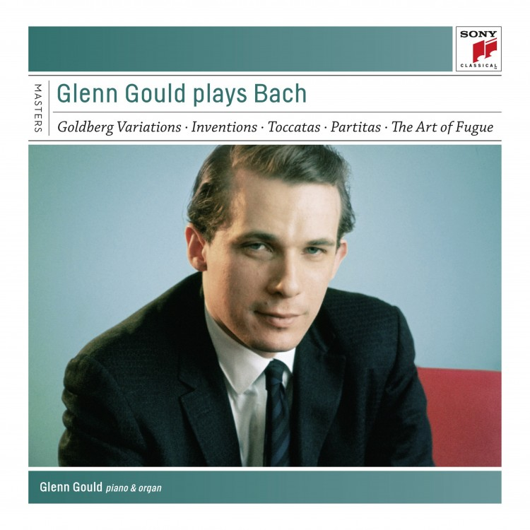 Glenn Gould plays Bach - Sony Classical Masters