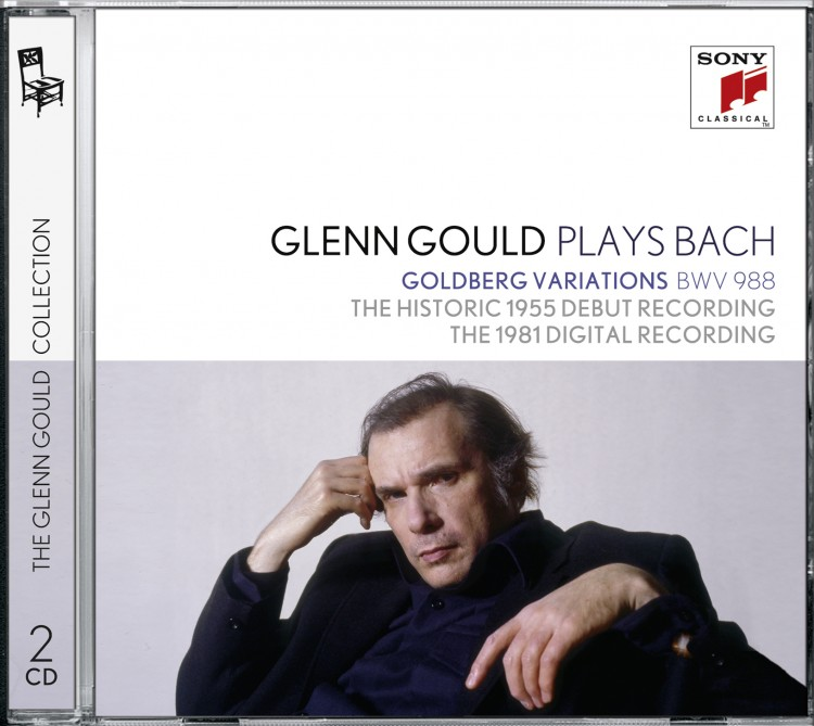 Glenn Gould plays Bach: Goldberg Variations BWV 988 - The Historic 1955 Debut Recording; The 1981 Di