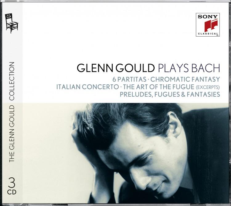 Glenn Gould plays Bach: 6 Partitas BWV 825-830; Chromatic Fantasy BWV 903; Italian Concerto BWV 971;