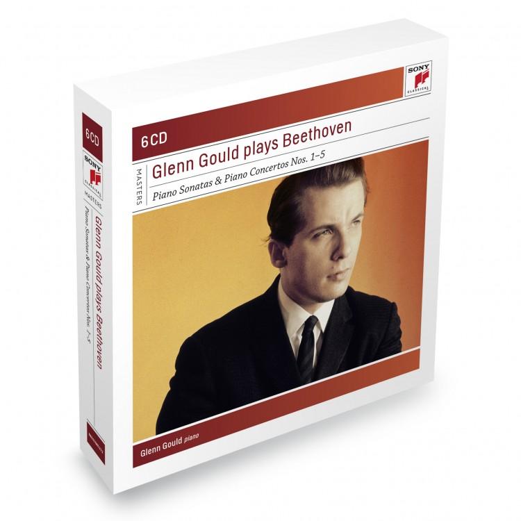 Glenn Gould plays Beethoven Sonatas & Concertos - Sony Classical Masters