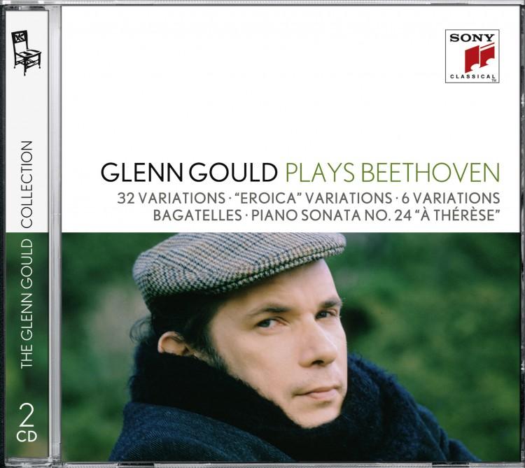 "Glenn Gould plays Beethoven: 32 Variations WoO 80; ""Eroica"" Variations op. 35; 6 Variations op. 34;"