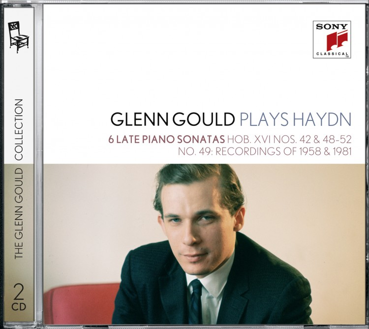 Glenn Gould plays Haydn: 6 Late Piano Sonatas - Hob. XVI Nos. 42 & 48-52; No. 49 (Recordings of 1958