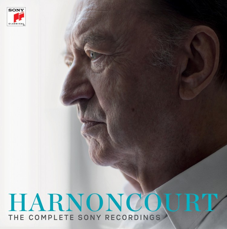 Harnoncourt - The Complete Sony Recordings
