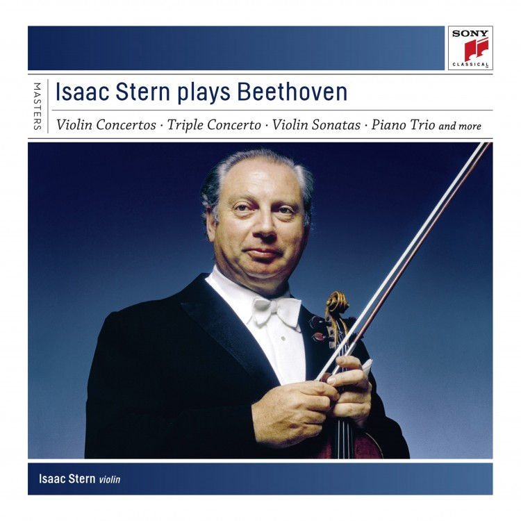 Isaac Stern plays Beethoven - Sony Classical Masters