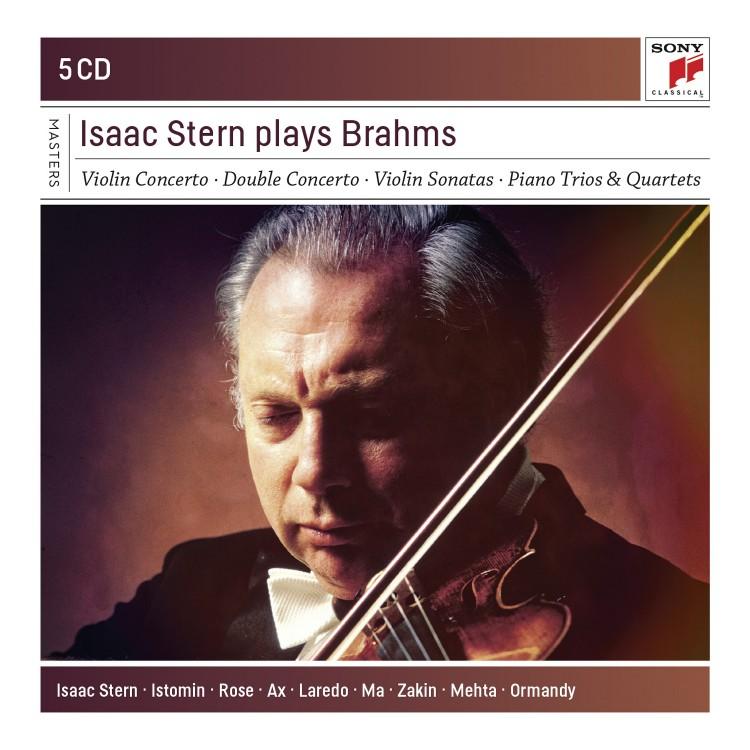 Isaac Stern Plays Brahms