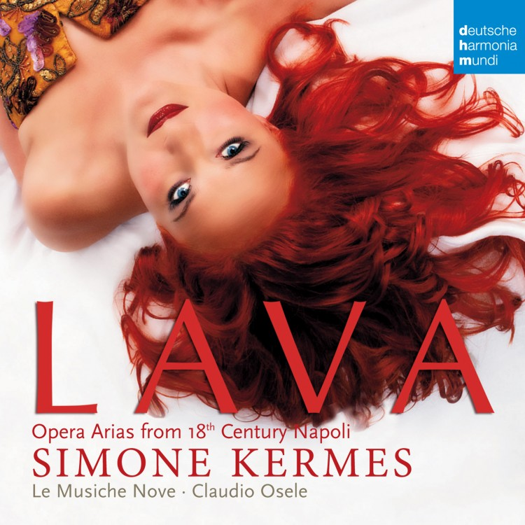 Lava - Opera Arias From 18th Century Naples