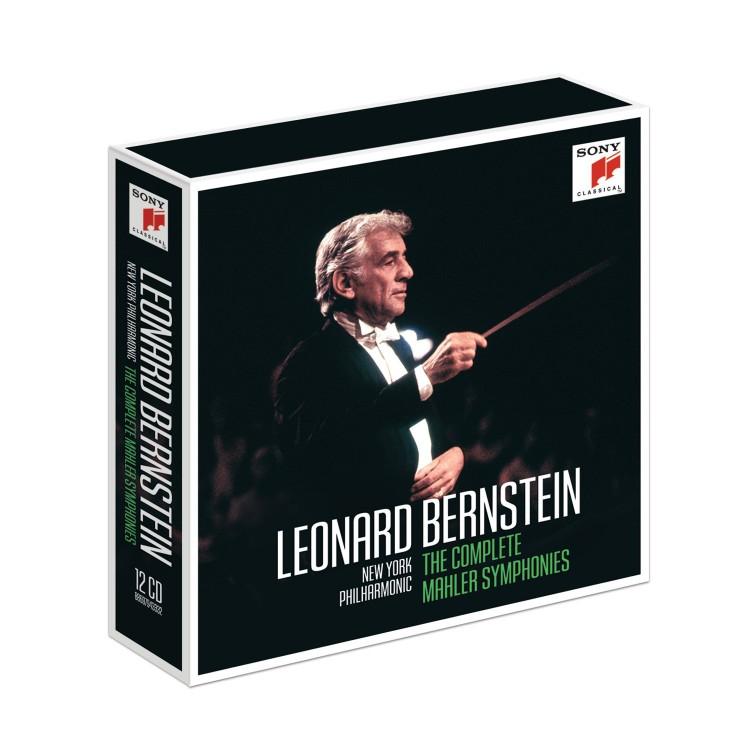 Leonard Bernstein: The Complete Mahler Symphonies