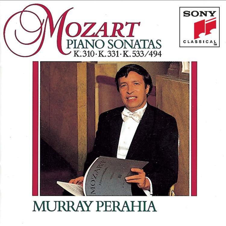Mozart:  Sonatas for Piano K.310, 331 & 533/494