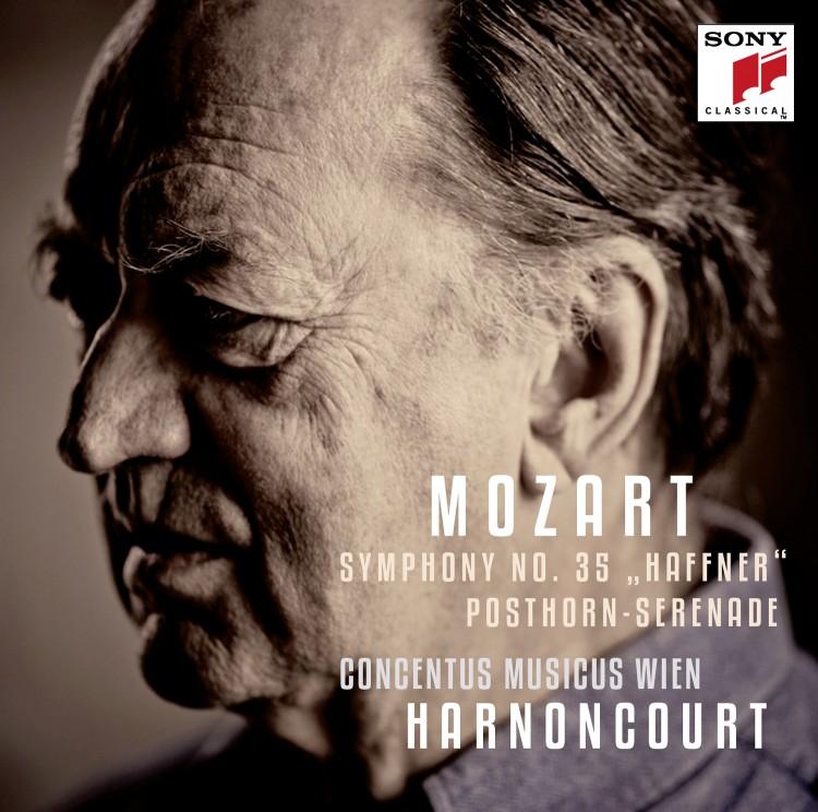 "Mozart: March in D Major K. 335, Serenade in D Major K. 320 ""Posthorn-Serenade"" & Symphony in D Majo"