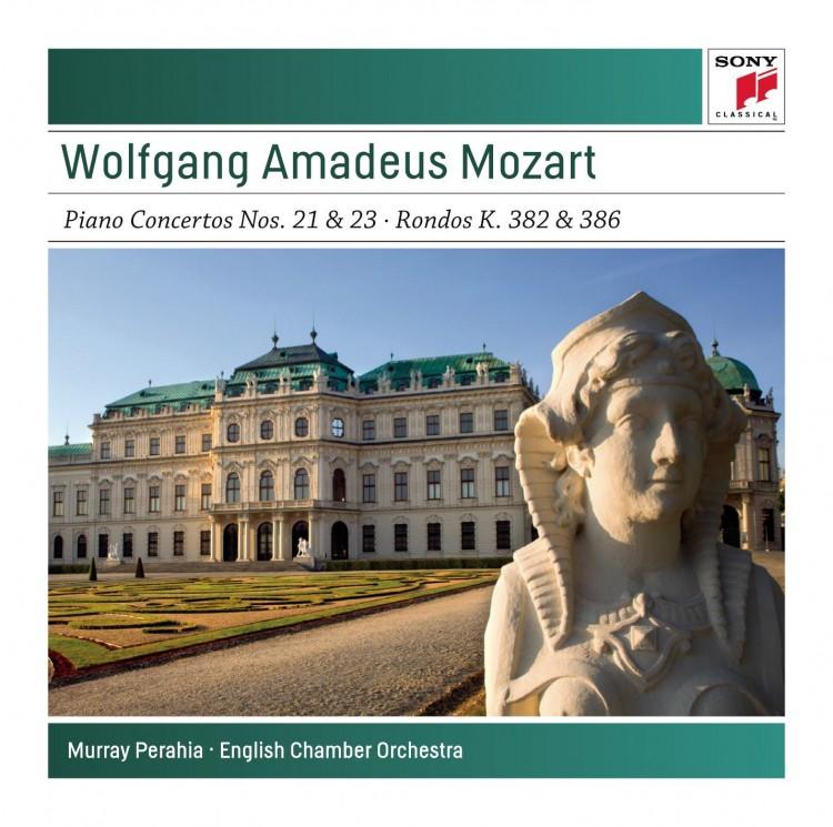 Mozart: Piano Concertos No. 21 in C Major K.467 & No. 23 in A Major K.488 - Sony Classical Masters