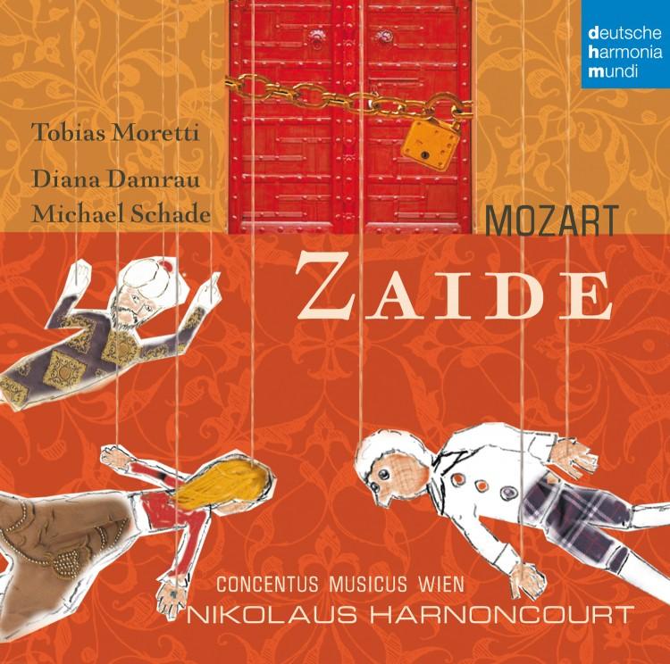 Mozart: Zaide (Das Serail), KV 344