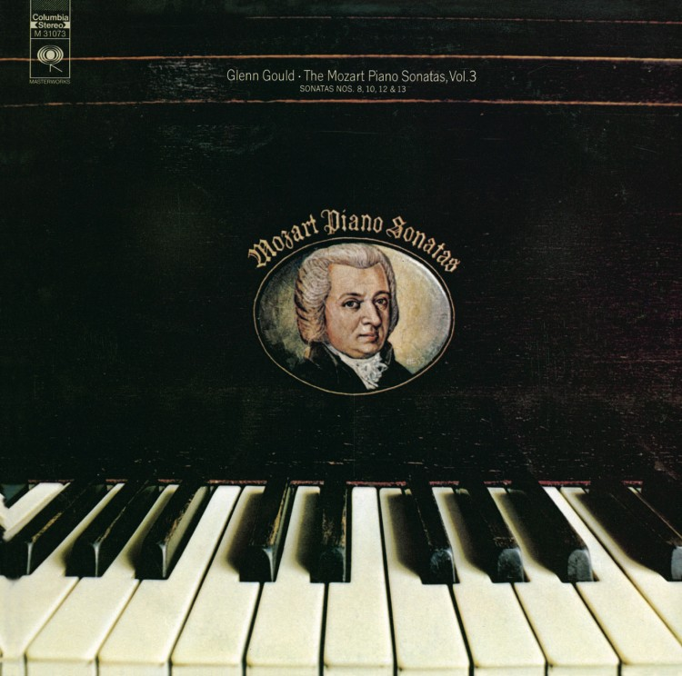 Mozart Piano Sonatas, Vol. 3