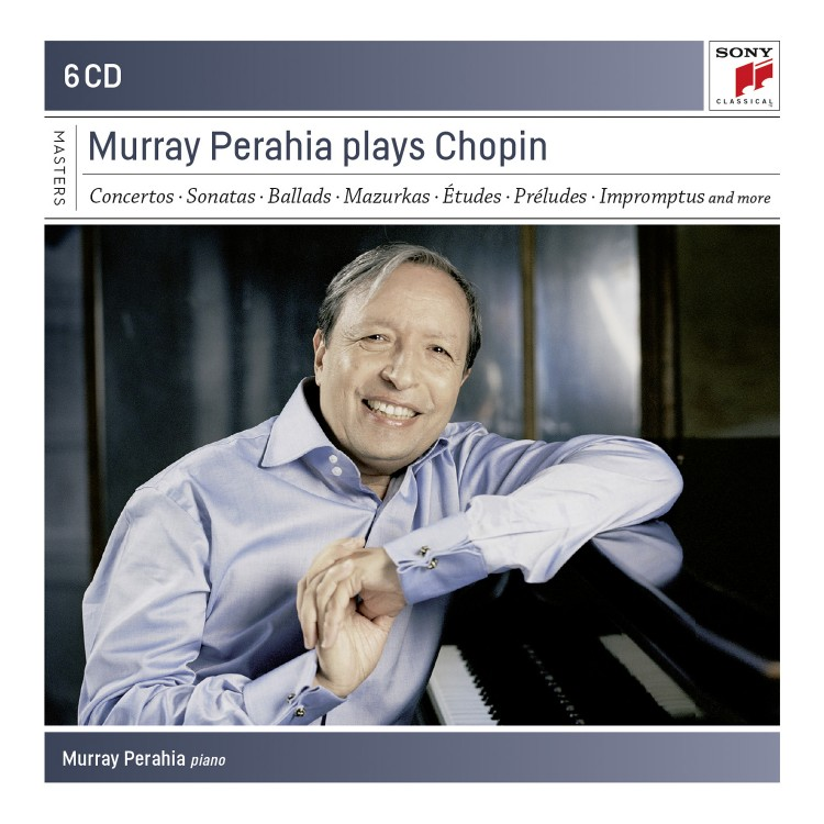 Murray Perahia Plays Chopin
