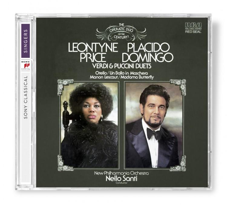 Plácido Domingo: Verdi & Puccini Duets