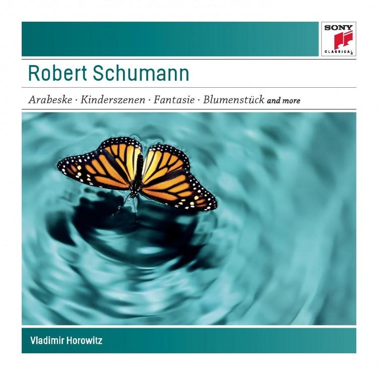 Schumann: Arabeske, Op. 18; Kinderszenen, Op. 15; Toccata, Op. 7; Fantasie, Op. 17; Blumenstück, Op