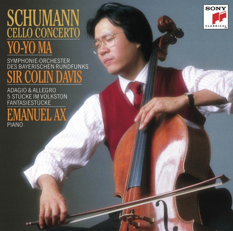 Schumann: Cello Concerto; Adagio & Allegro; Fantasiestücke