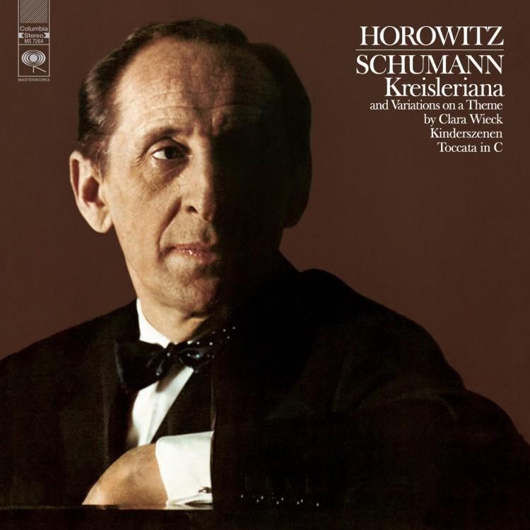 Schumann: Kreisleriana, Op. 16; Wieck-Variations; Kinderszenen, Op. 15; Toccata in C Major, Op. 7
