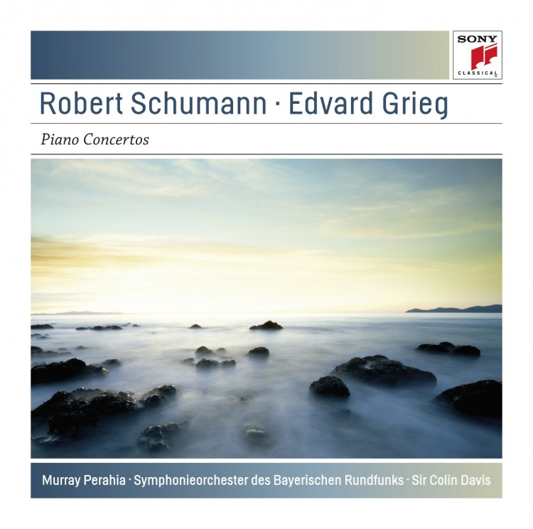 Schumann: Piano Concerto in A Minor, Op. 54 & Grieg: Piano Concerto in A Minor, Op. 16 - Sony Classi