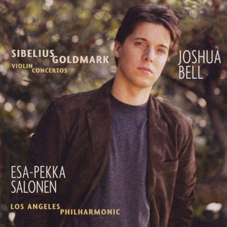 Sibelius/Goldmark:  Violin Concertos