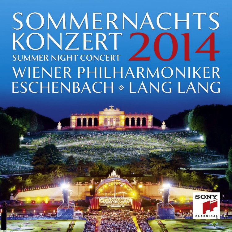 Sommernachtskonzert 2014 / Summer Night Concert 2014