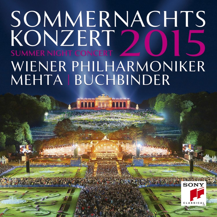 Sommernachtskonzert 2015 / Summer Night Concert 2015