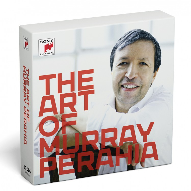 The Art of Murray Perahia
