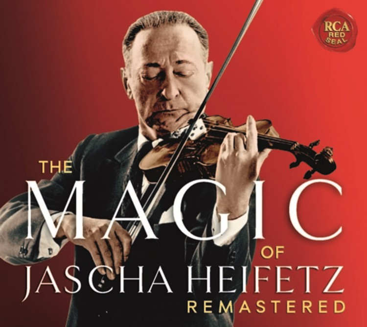 The Magic of Jascha Heifetz