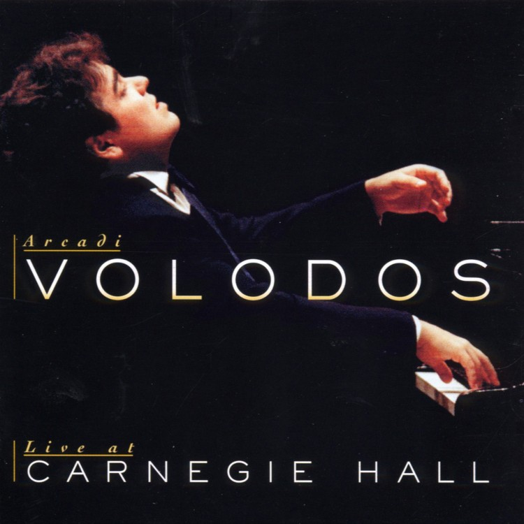 Volodos - Live at Carnegie Hall