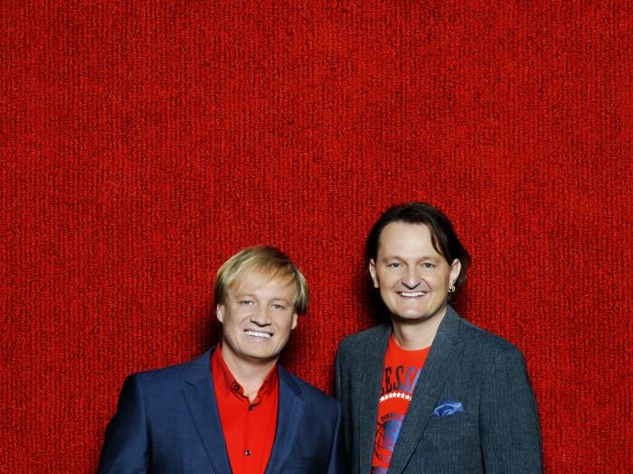 Mario & Christoph