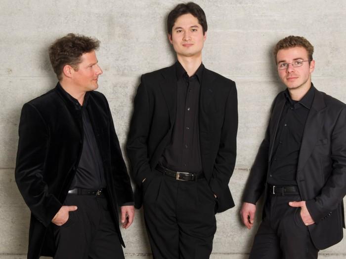 Oliver Schnyder Trio