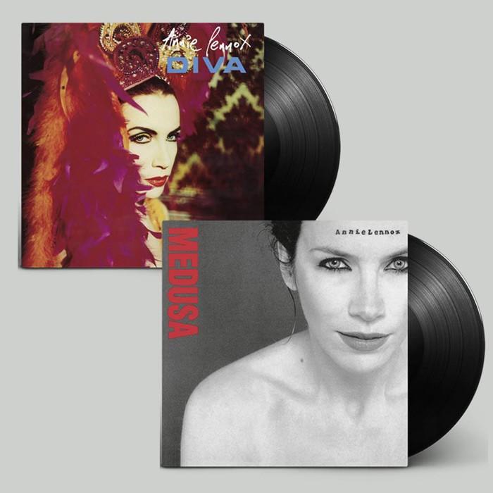 Annie lennox diva und medusa auf vinyl news sony music entertainment germany gmbh - Annie lennox diva album cover ...