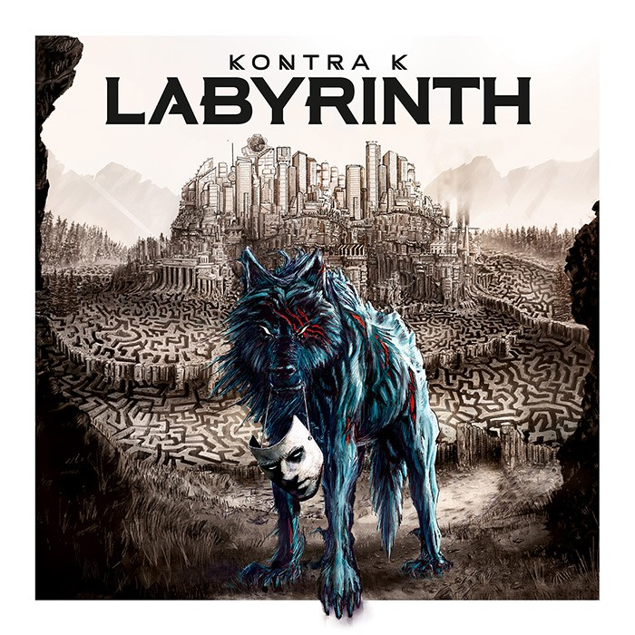 Cover zu Labyrinth