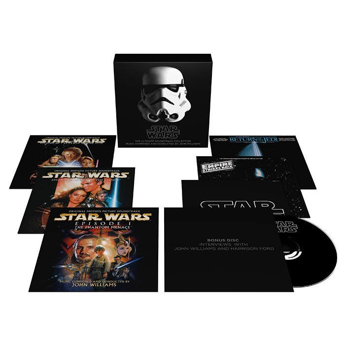 star wars news sony music entertainment austria gmbh. Black Bedroom Furniture Sets. Home Design Ideas