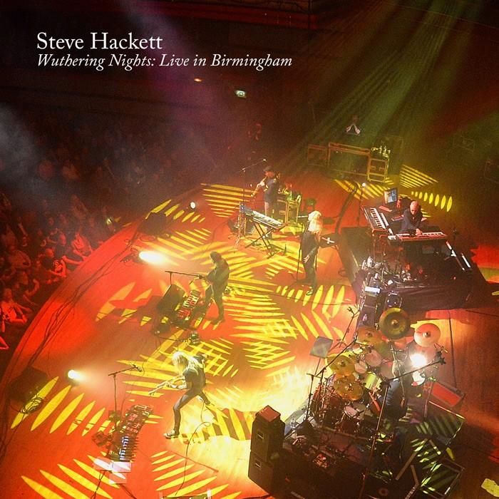 Liv On Fifth Birmingham Al: Wuthering Nights: Live In Birmingham