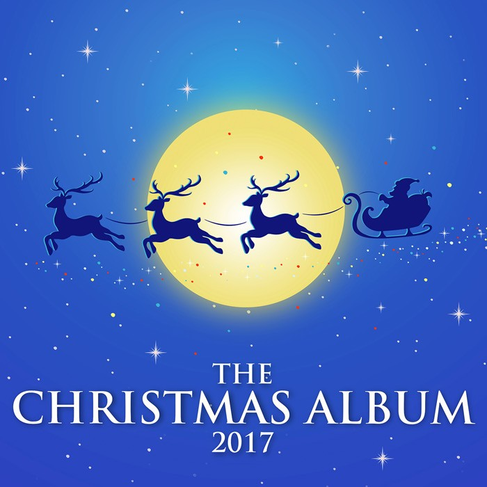 The Christmas Album 2017 | Das perfekte Weihnachtsalbum für die ...