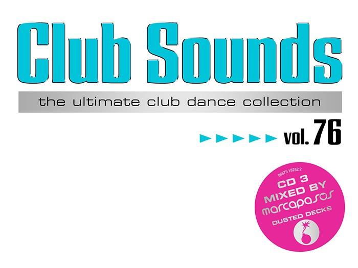 Club Sounds Vol. 76