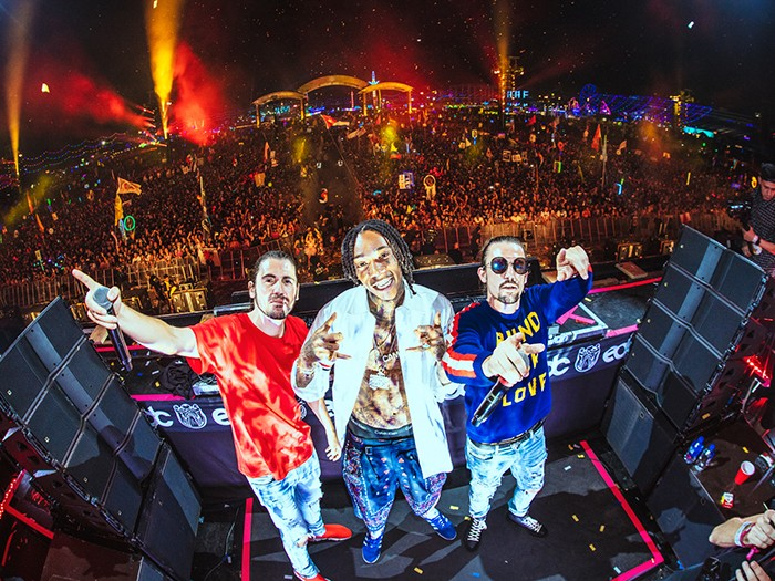 Dimitri Vegas & Like Mike feat. Wiz Khalifa