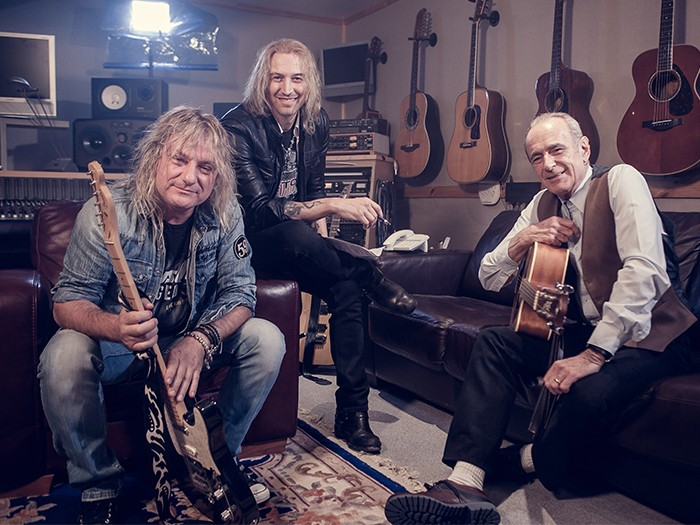 Gotthard feat. Francis Rossi