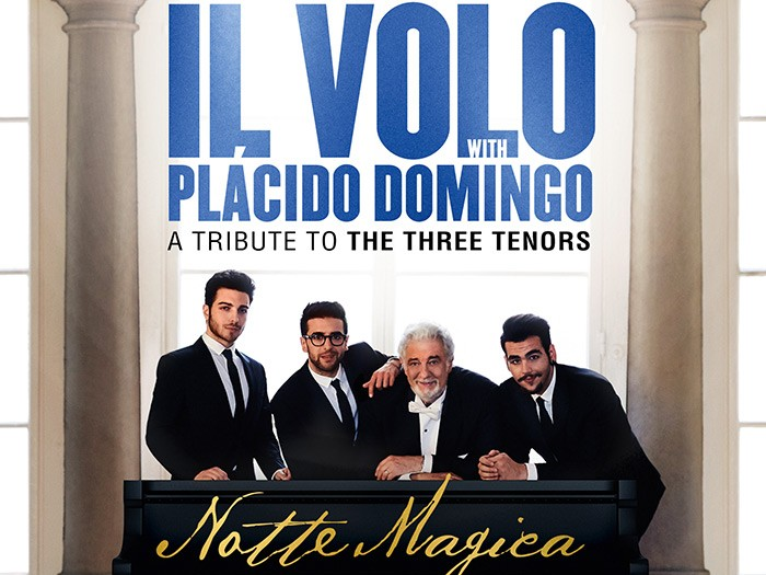 Il Volo with Plácido Domingo