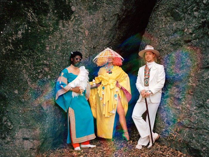 LSD Feat. Labrinth, Sia & Diplo