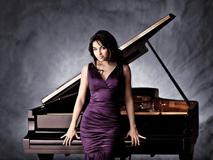 Olga Scheps Sony Music Entertainment Switzerland Gmbh